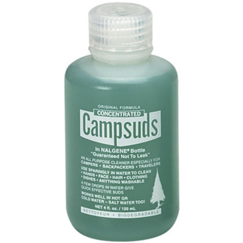 CampSuds (4oz) 118ml Nalg