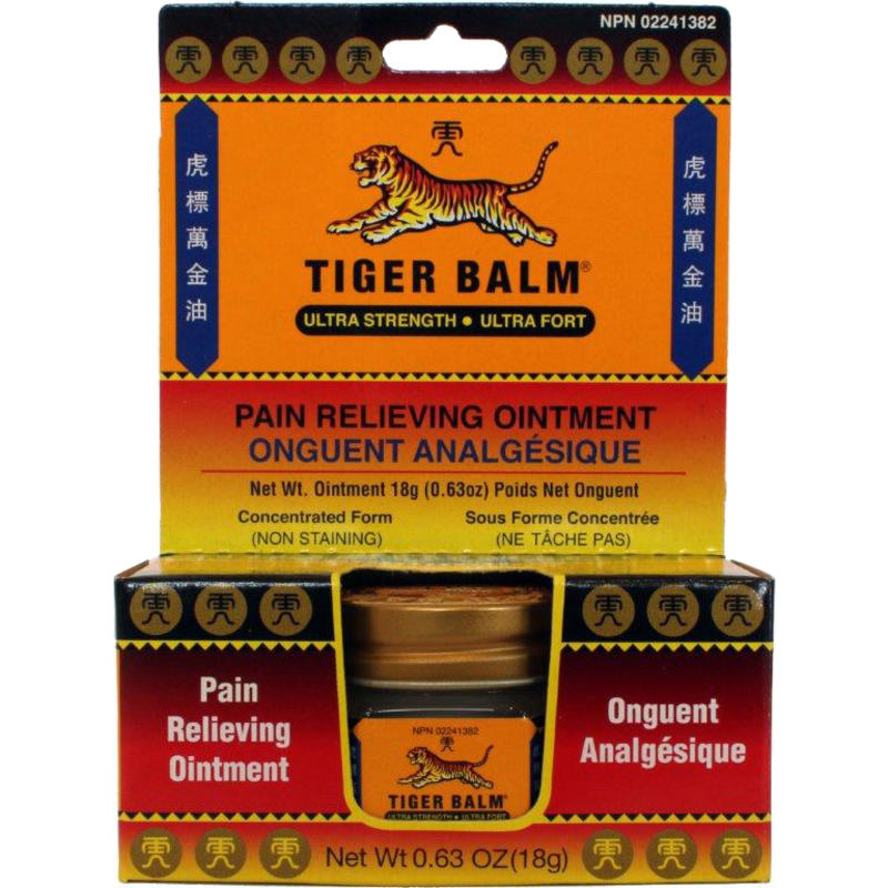 Ultra Formula Pain Relieving Ointment