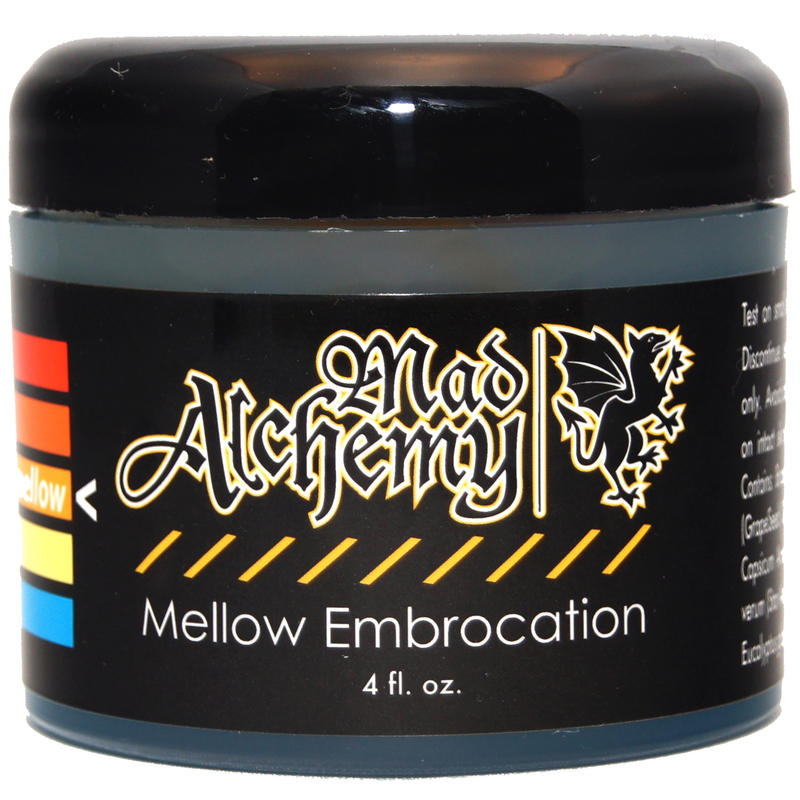 Mellow Warmth Embrocation