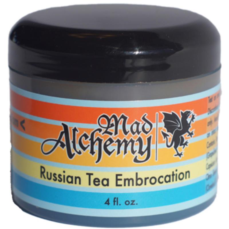 Crème chauffante Russian Tea