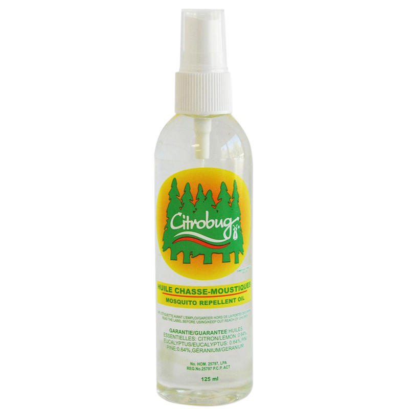 Natural Insect Repellant 125ml