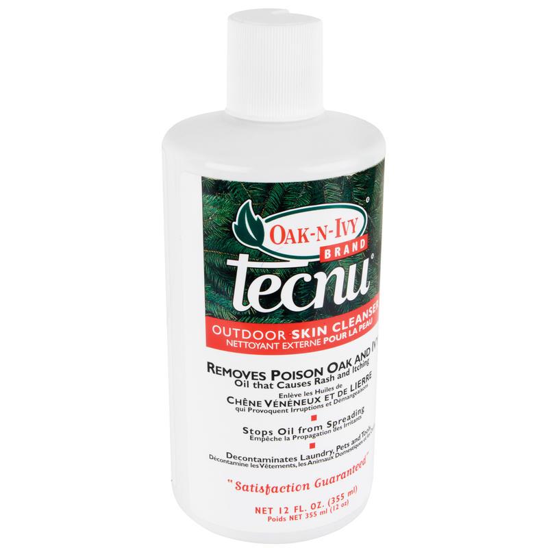Nettoyant pour la peau Tecnu