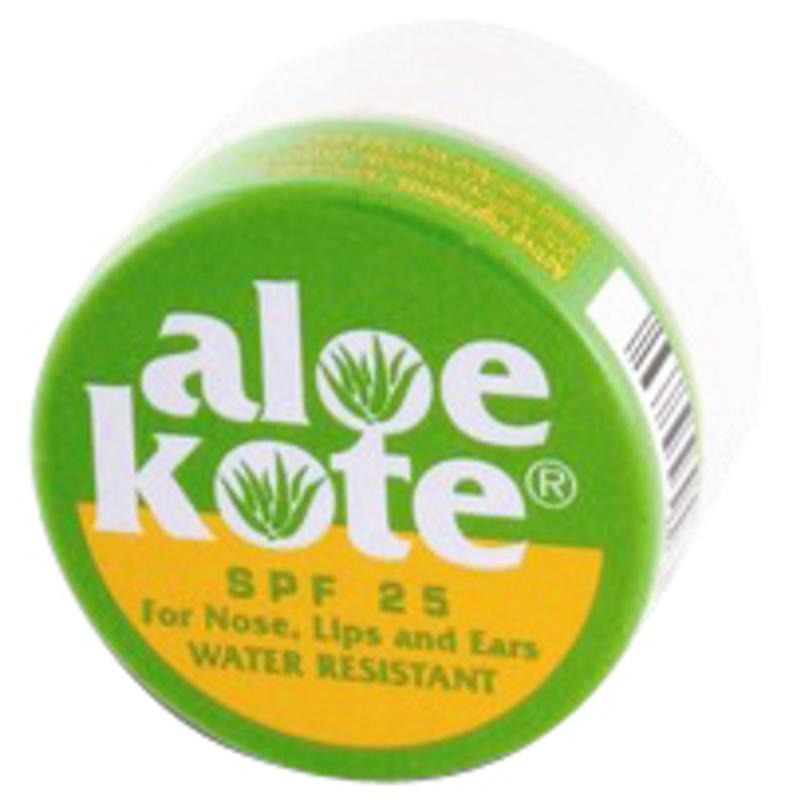 Écran solaire FPS 25 Aloe Kote
