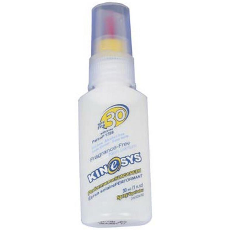 SPF 30 Sunscreen Fragrance Free Spray