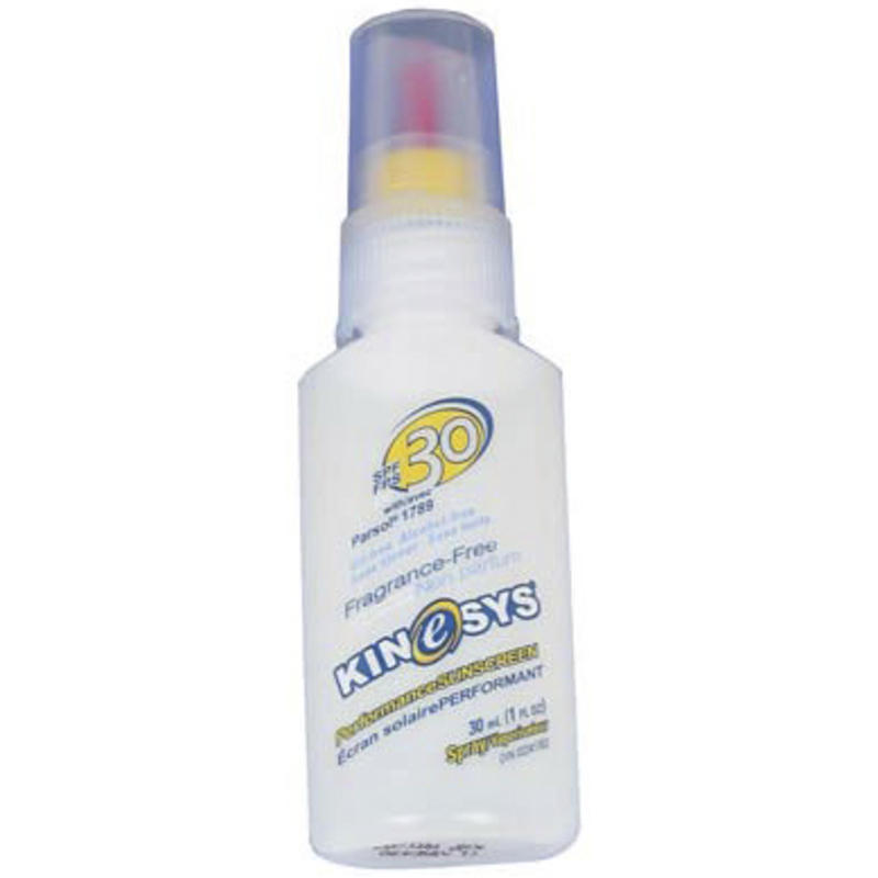 SPF 30 Sunscreen Fragrance Free Spray