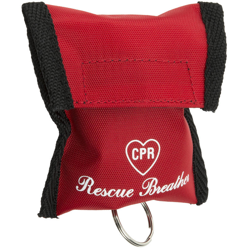 Revive-Aid Keychain Pouch w/Gloves