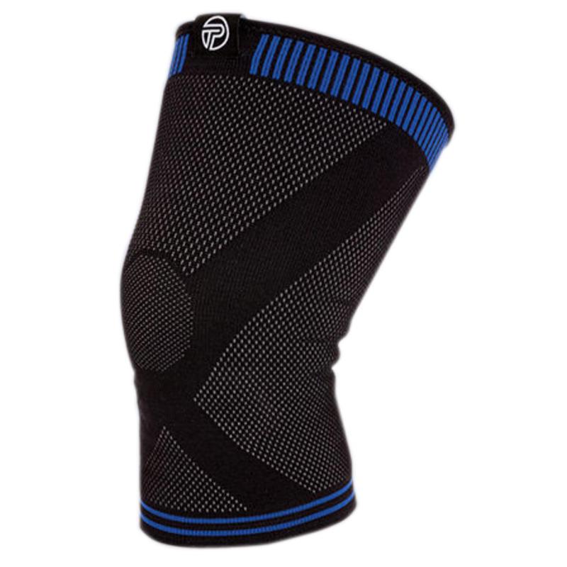 Bande pour le genou 3D Flat Noir