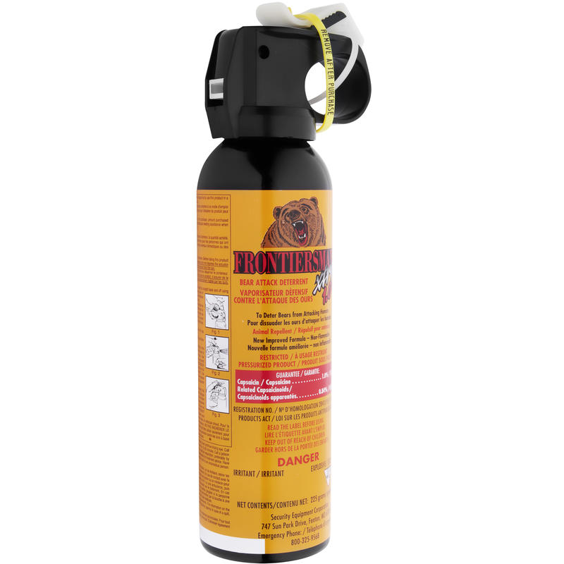 Vaporisateur chasse-ours 1% 225 g