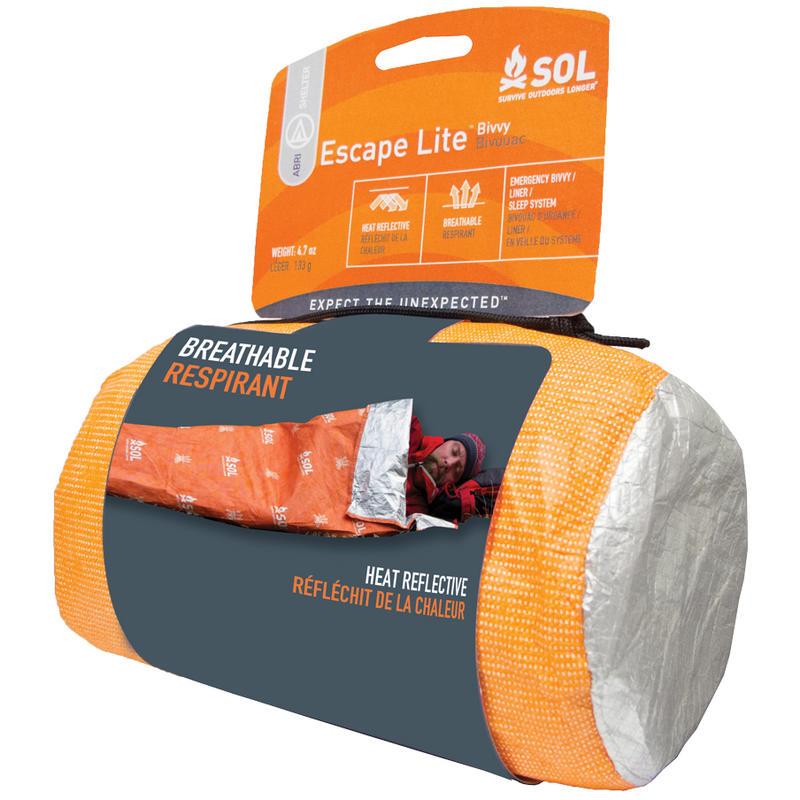 Sac bivouac Escape Lite Orange