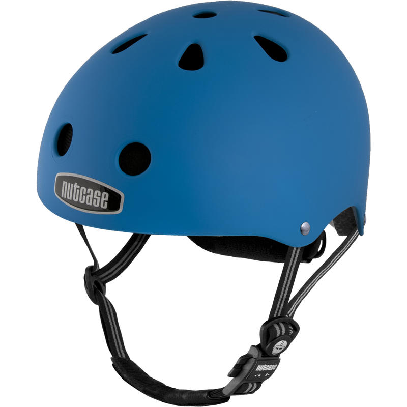Casque de vélo Super Solid Bleu Atlantique