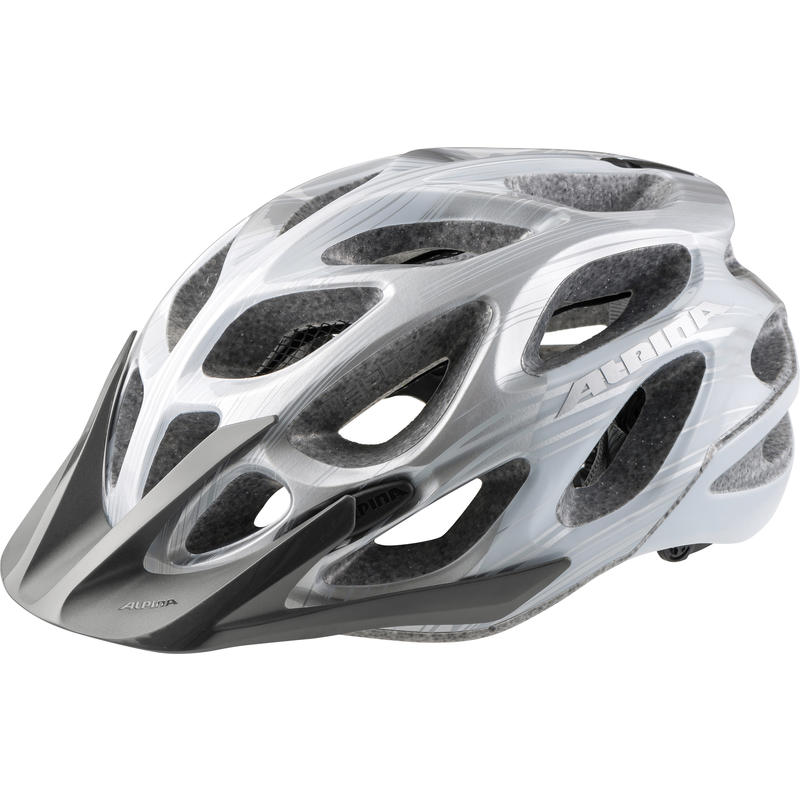 Mythos Bicycle Helmet White