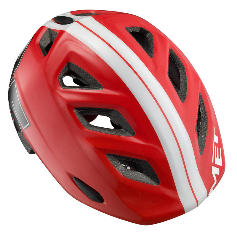 Casque de vélo Genio Rouge 85
