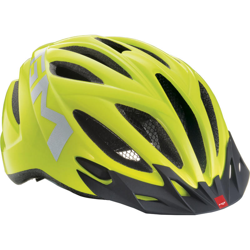 20 Miles Helmet Yellow/Black