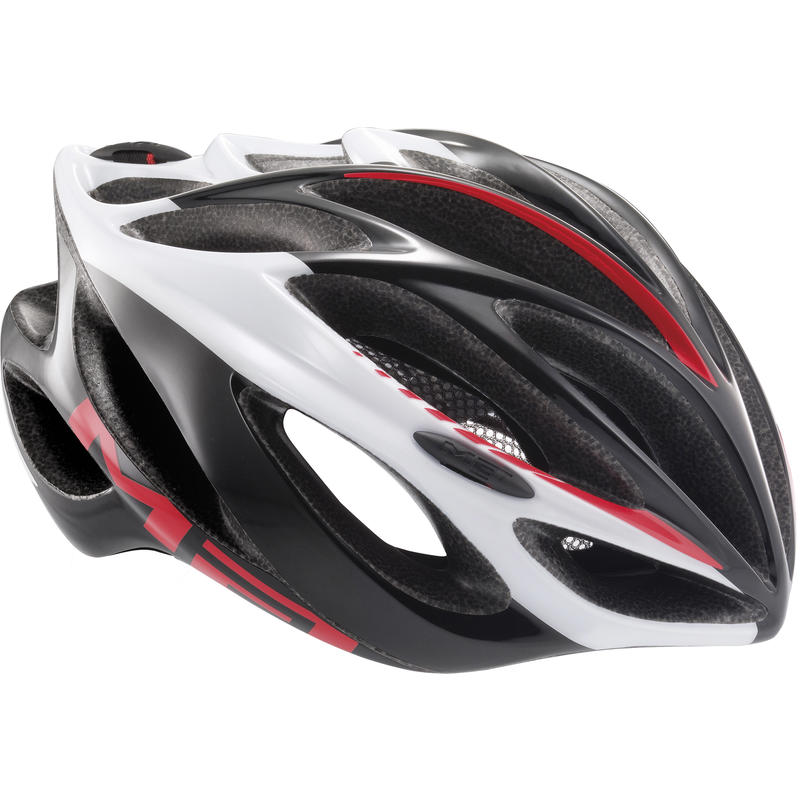 Inferno UL Bicycle Helmet White/Black