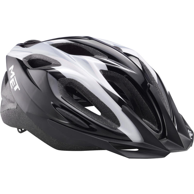 Xilo Helmet Black/White