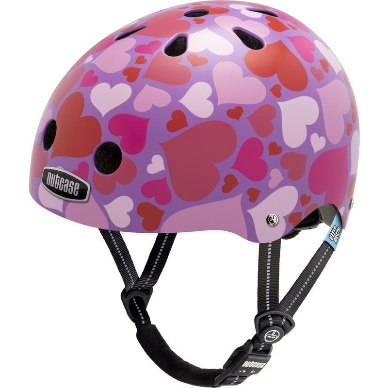 Casque de vélo Little Nutty Gen 3 Lotsa Love