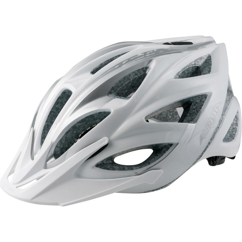 Skid 2.0 Bicycle Helmet White