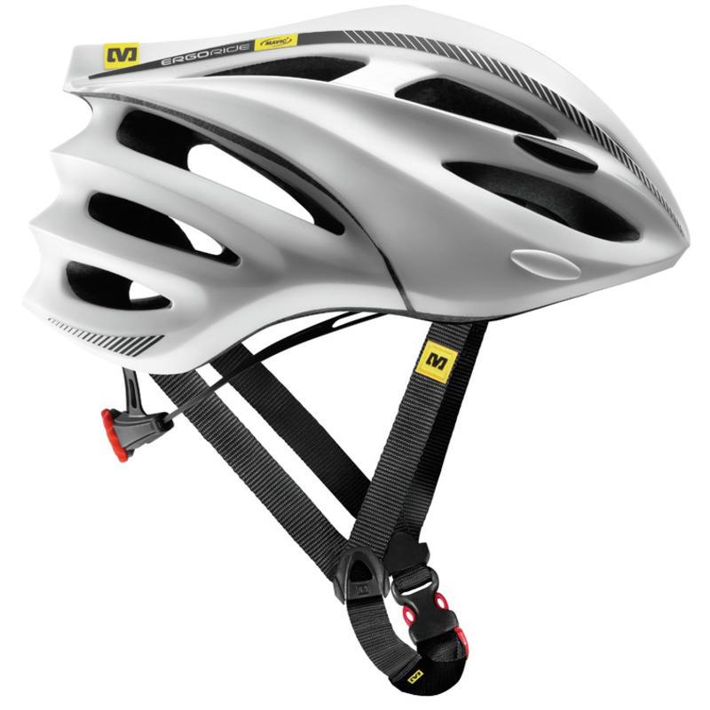 Casque de vélo Syncro Blanc/Noir