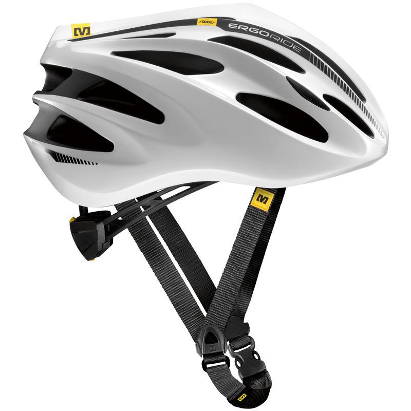 Espoir Cycling Helmet White/Black