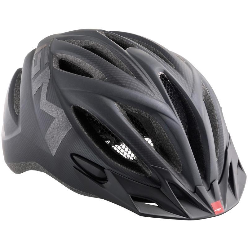 20 Miles Helmet Matte Black