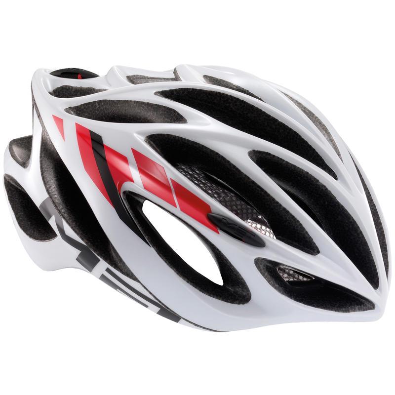Casque de vélo Inferno UL Blanc