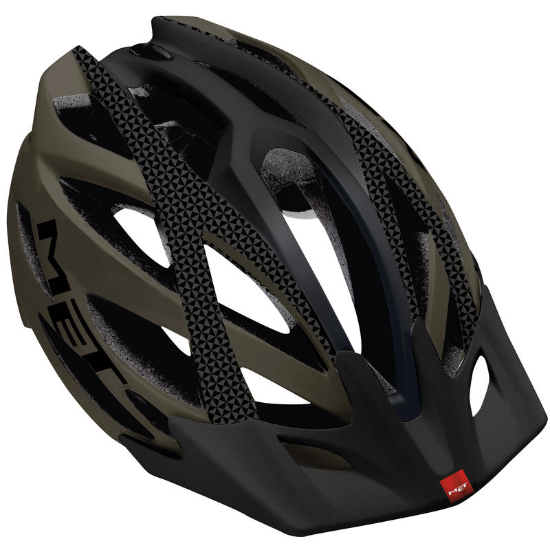 Casque de vélo Kaos Noir mat