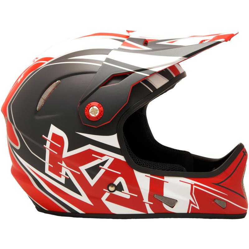 Avatar X Cycling Helmet Black/Red