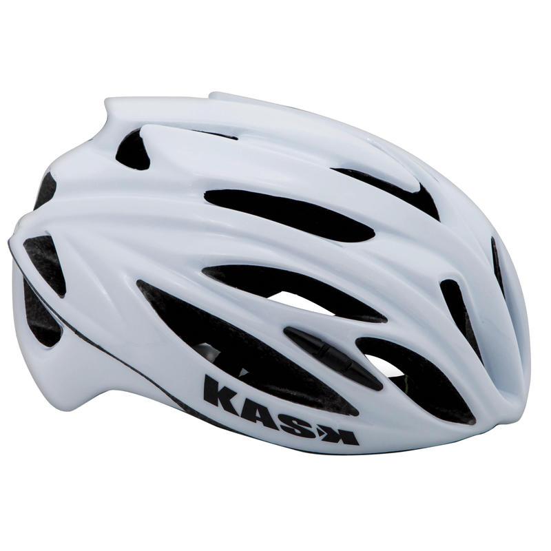 Casque de vélo Rapido Blanc
