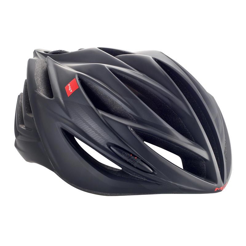 Casque de vélo Forte Noir mat
