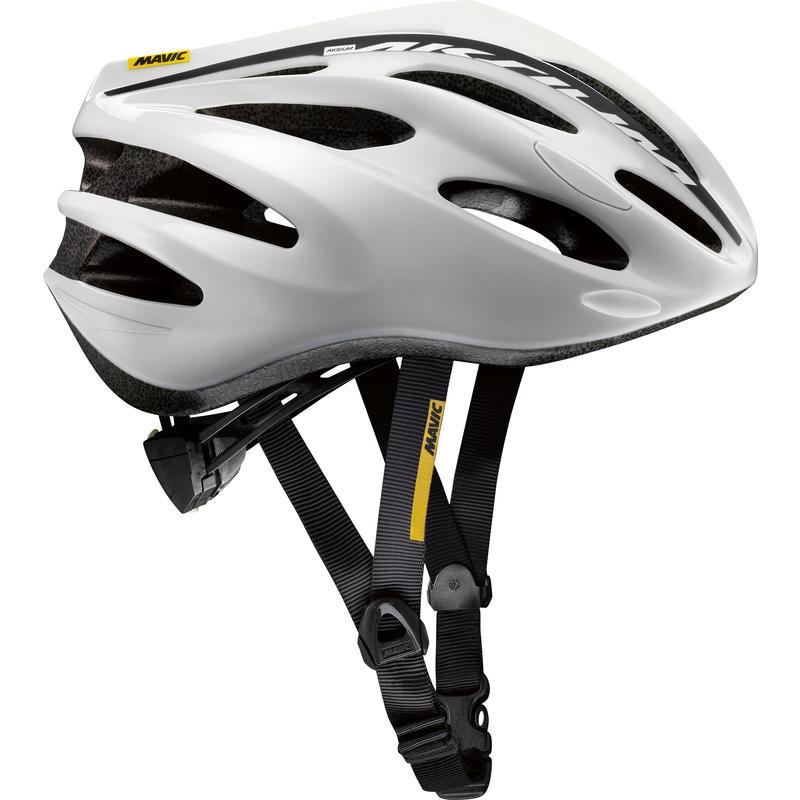 Aksium Cycling Helmet White/Black