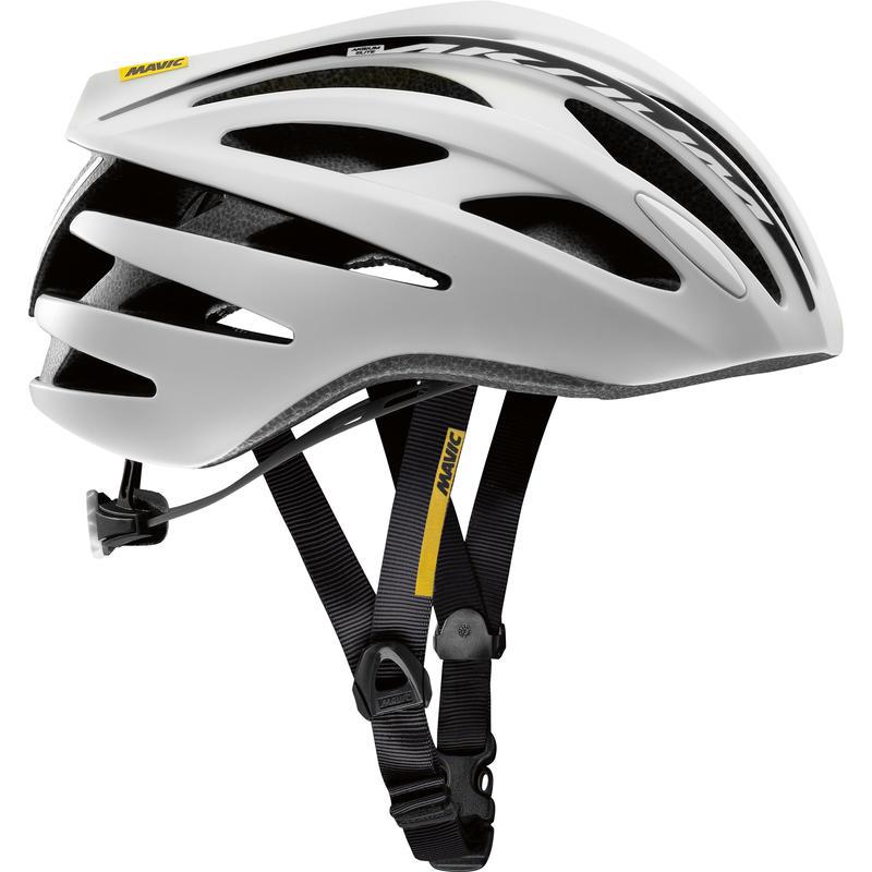 Casque de vélo Aksium Elite Blanc/Noir