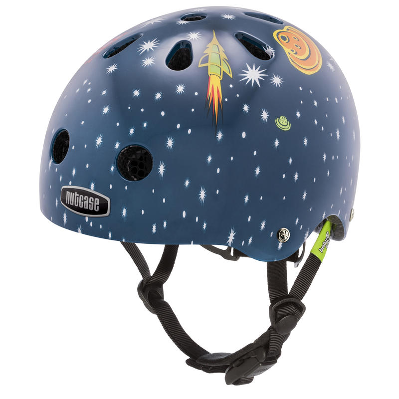 Baby Nutty Helmet Outer Space