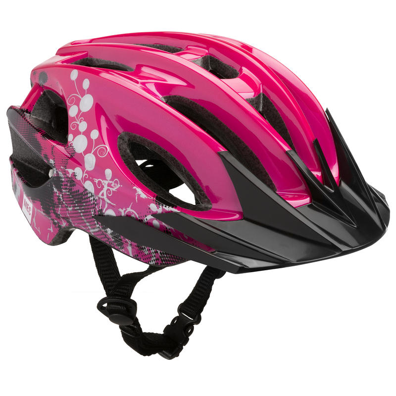 Chilko Cycling Helmet Pink