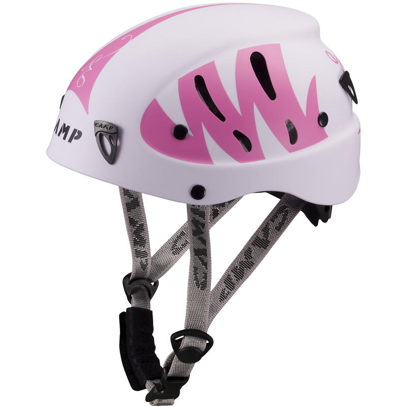 Armour Lady Helmet White/Pink