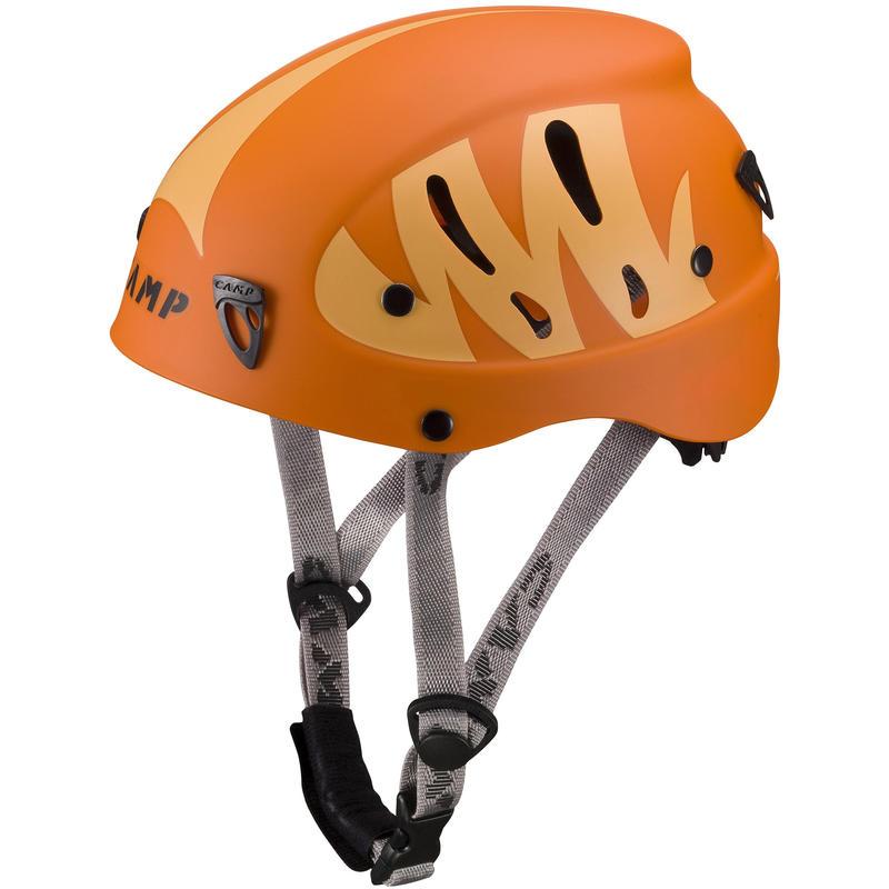 Armour Junior Helmet Orange/Light Orange