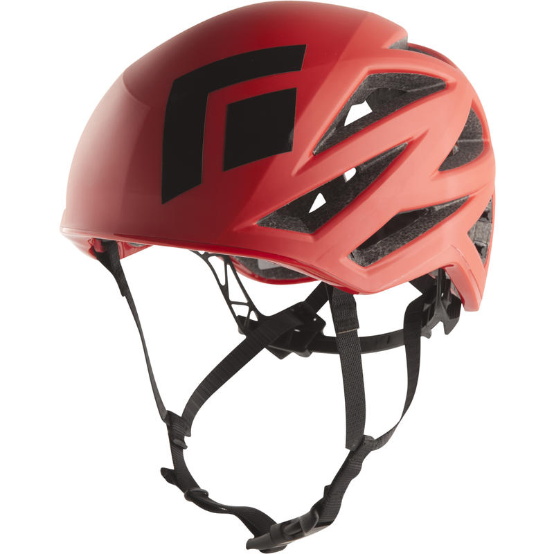 Vapor Helmet Fire Red