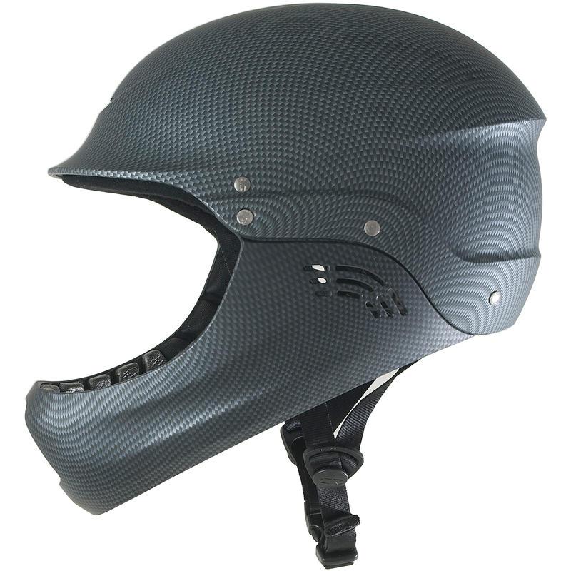 Standard Fullface WW Helmet Carbon Black