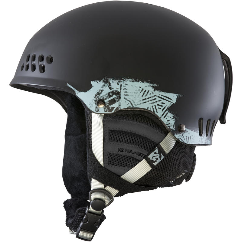 Casque de ski Phase Pro Black
