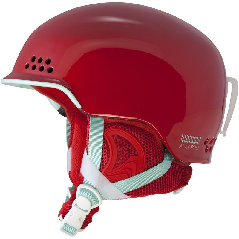 Casque de ski Ally Pro Red