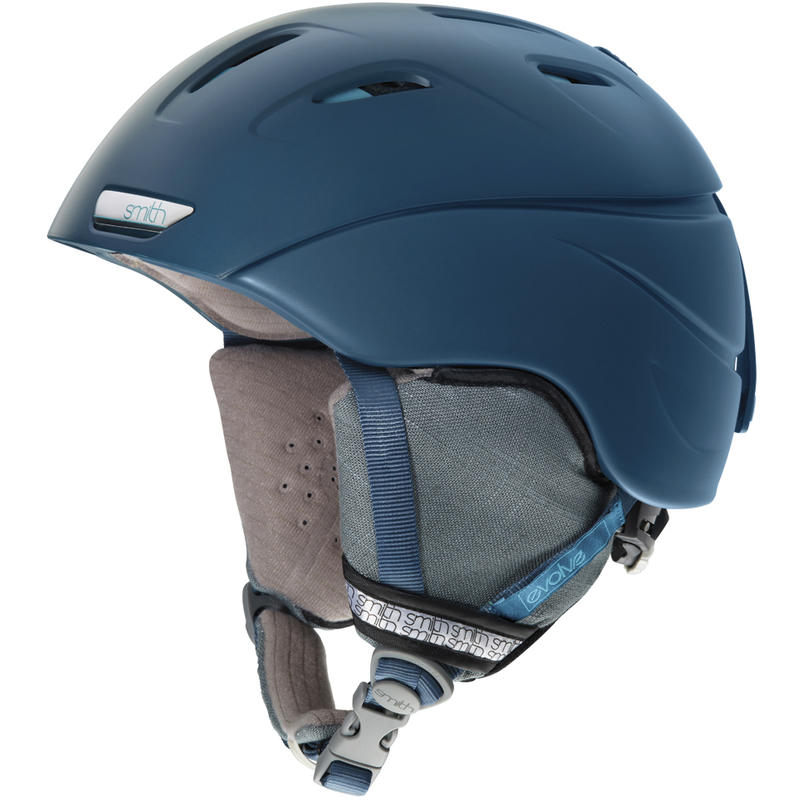 Intrigue Ski Helmet Teal Riviera