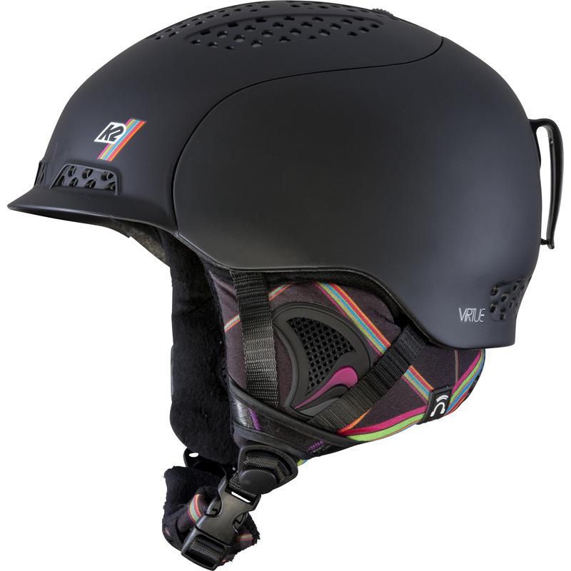 Casque de ski Virtue Noir