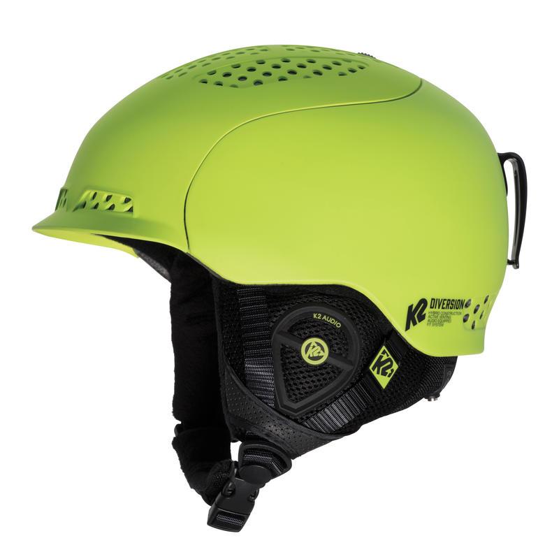 Diversion Snow Helmet Green