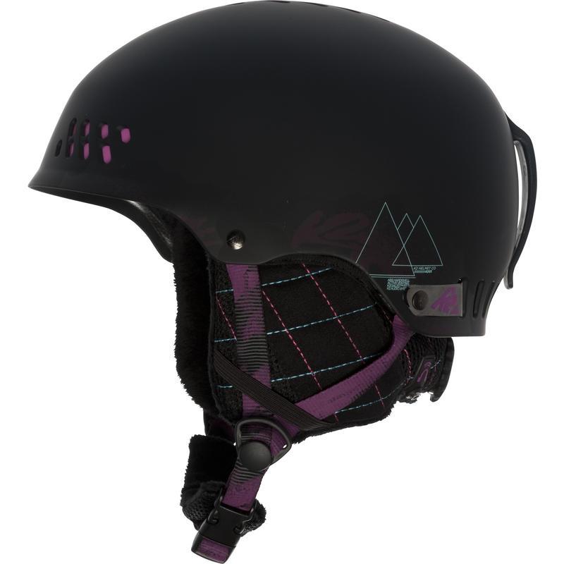 Casque de ski Emphasis Noir