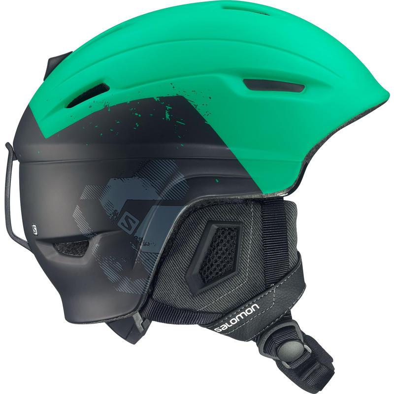 Ranger Snow Helmet Seagreen/Matte Black
