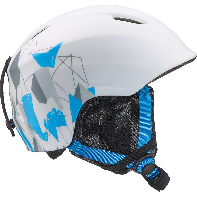 Drift Snow Helmet Matte White