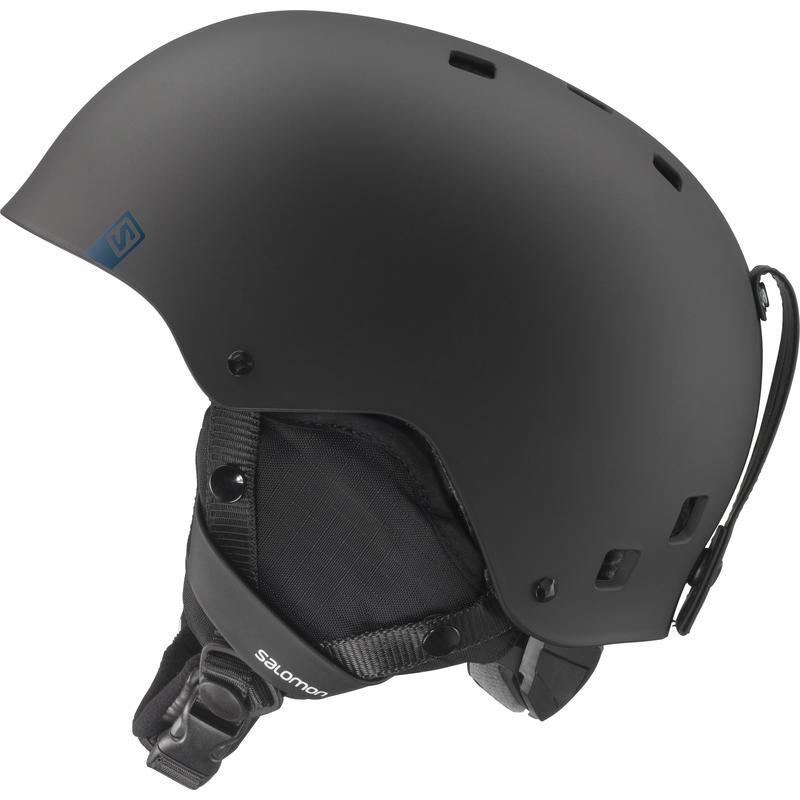 Jib Jr Snow Helmet Matte Black