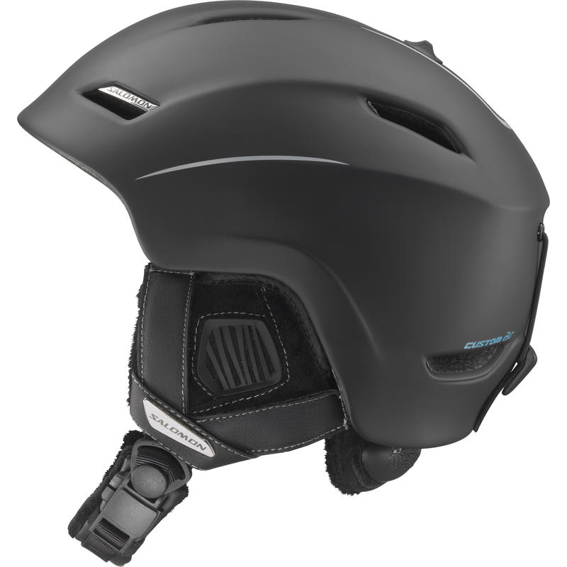 Casque de ski Phantom Custom Air Noir mat