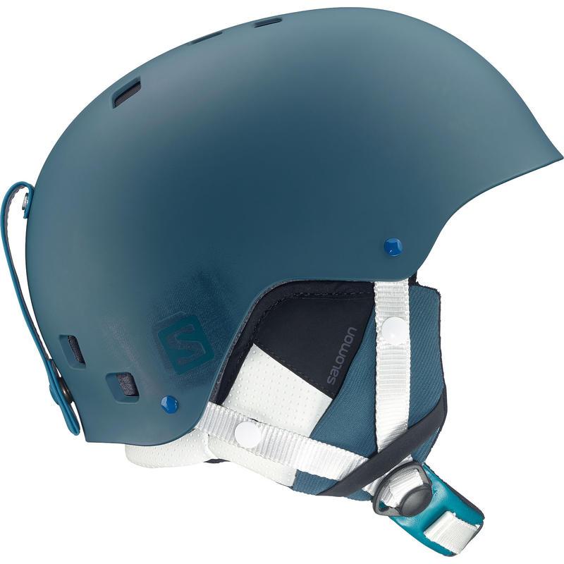 Casque de ski Brigade Bleu mat