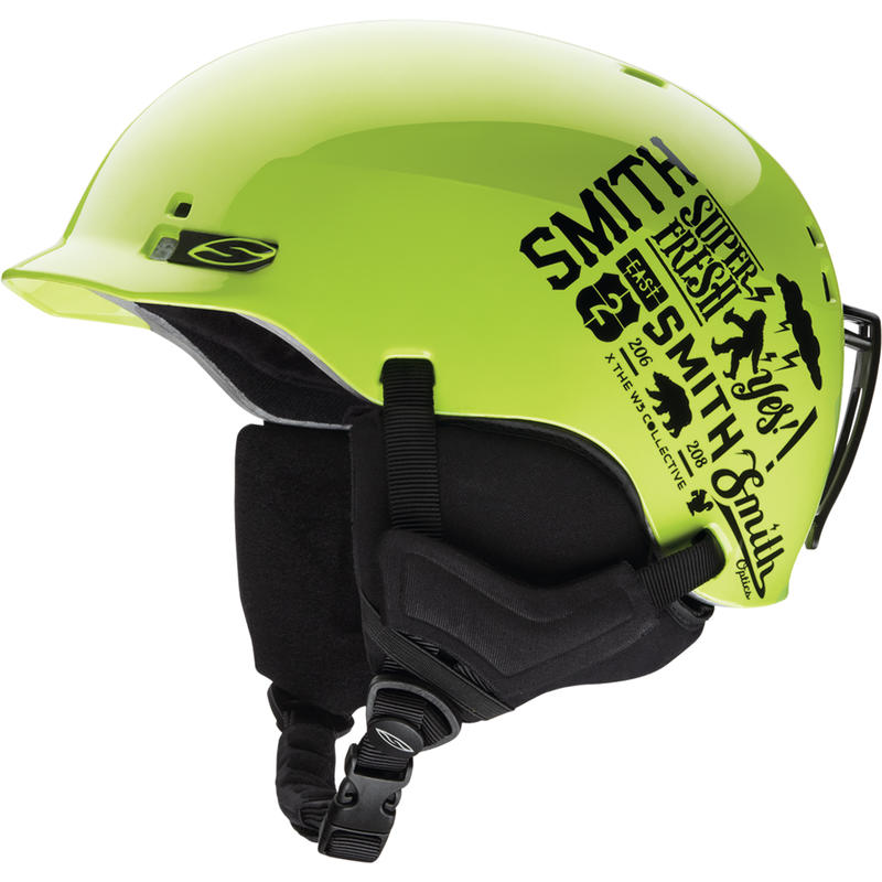 Casque de ski Gage Jr Acide W3