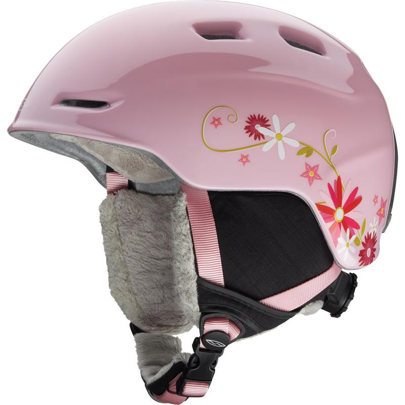 Zoom Jr Snow Helmet Pink